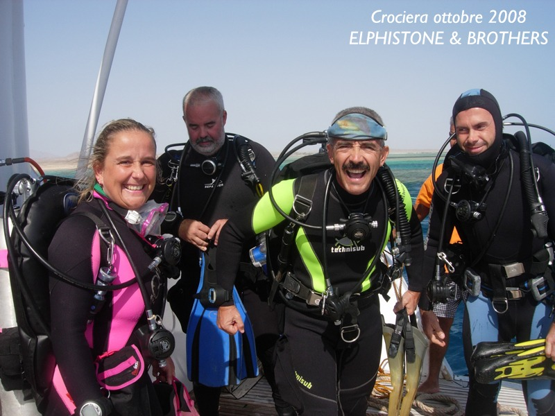 gruppo Tech Team ottobre 2008